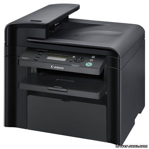 скачать драйвер для принтера canon i-sensys mf4580dn 64 bit