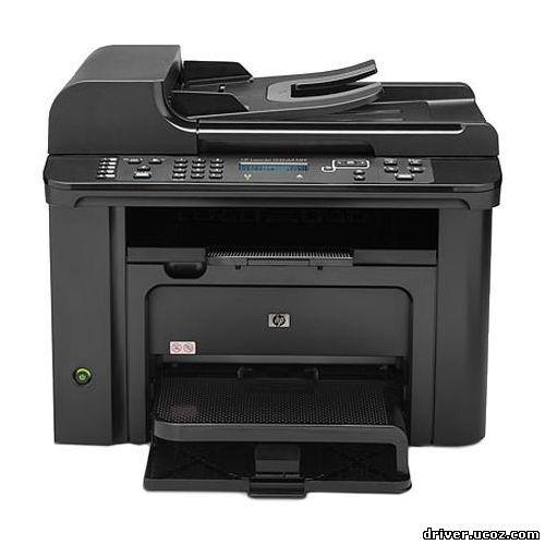 скачать драйвера для принтера hp laserjet professional m1132 mfp